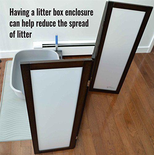 Modestcat Litter Box Privacy Screen Cats Pet Products Best Offer
