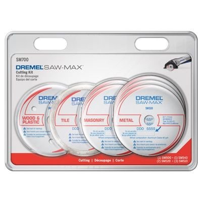 Cutting Kit for Dremel Saw Max
