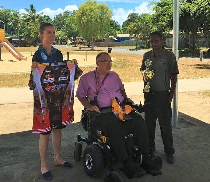 Filled with pride, Mooroobool's two Rugby League football teams – made up of 18 – 30 year old young men – took out two Trophies at recent All Blacks carnivals. Member for Cairns Rob Pyne was a major sponsor of the teams. He said it's a massive achievement considering the teams only trained for a …
