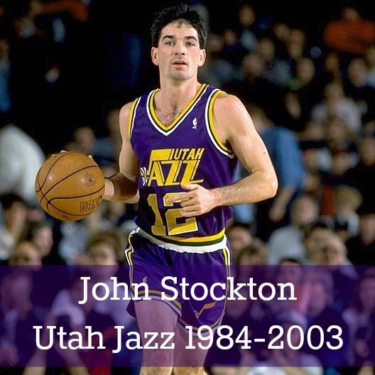 John Stockton credited his long career to chiropractic care. http://chiropractoralbuquerque-thejoint.com/introductory-offer/?utm_source=Pinterest.com