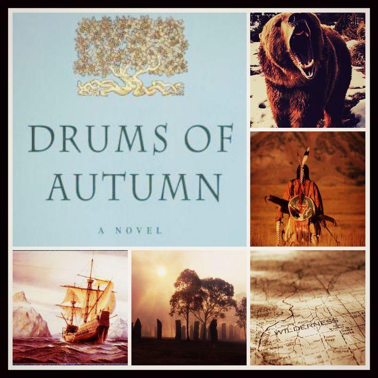 Outlander: Drums of Autumn Vol. 4 by Diana Gabaldon (1996, Hardcover)