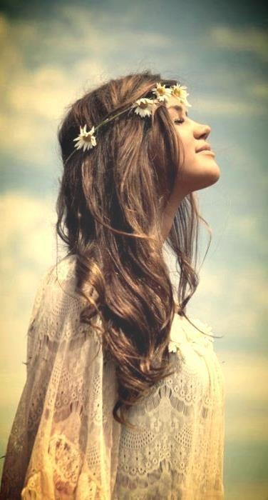 Penteados de Noiva – Livre, leve e… solto !