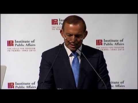 IPA agenda to re-shape Australia