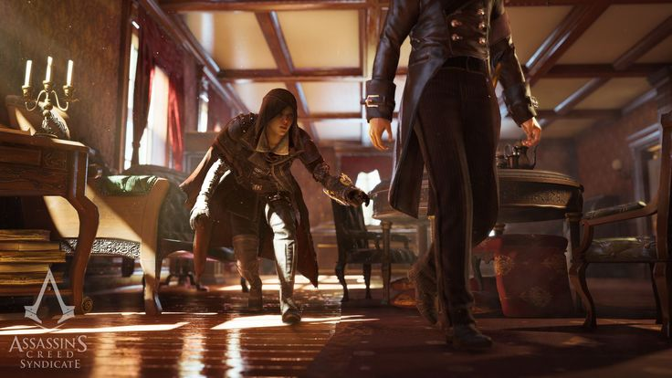 assassin's creed syndicate | Assassin's Creed : Syndicate - Presentation de Evie (E3 2015)