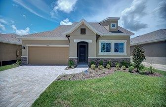 Looking for 55+ community? How about this new construction home in FishHawk (Lithia, FL)