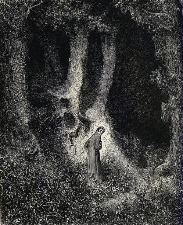 Dante's Path: Vulnerability and the Spiritual Journey