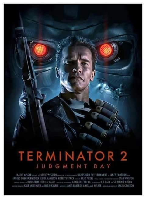 Terminator 2 /Judgement Day