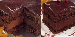 Prăjitura Criminală, cu cremă de ciocolată și rom: probabil nu ai mai mâncat niciodată – Intampina-ti invitatii cu un desert delicios si savuros