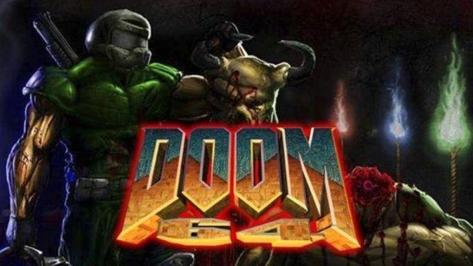 Doom 64 Sera Remasterizado Para Consoles E Pc O Game Chega Com