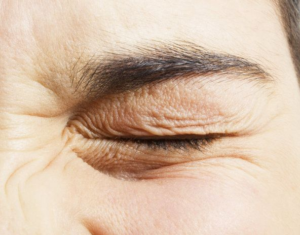 A reader asks, what causes eye twitches?