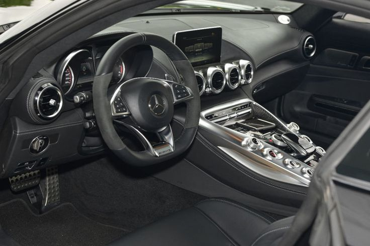 2016 Mercedes-Benz AMG GT 2dr Coupe S - Click to see full-size photo viewer