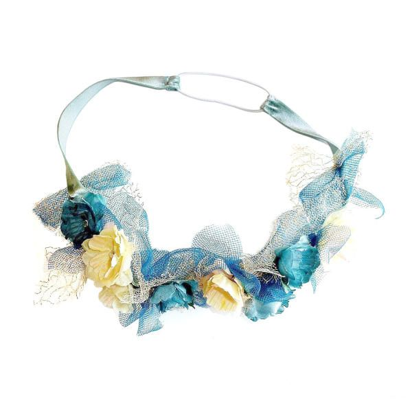 BaRock' Flower Crown | Mademoiselle Slassi