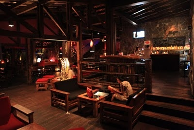 Cloud 9 Bar & Restaurant - Bandung, Indonesia