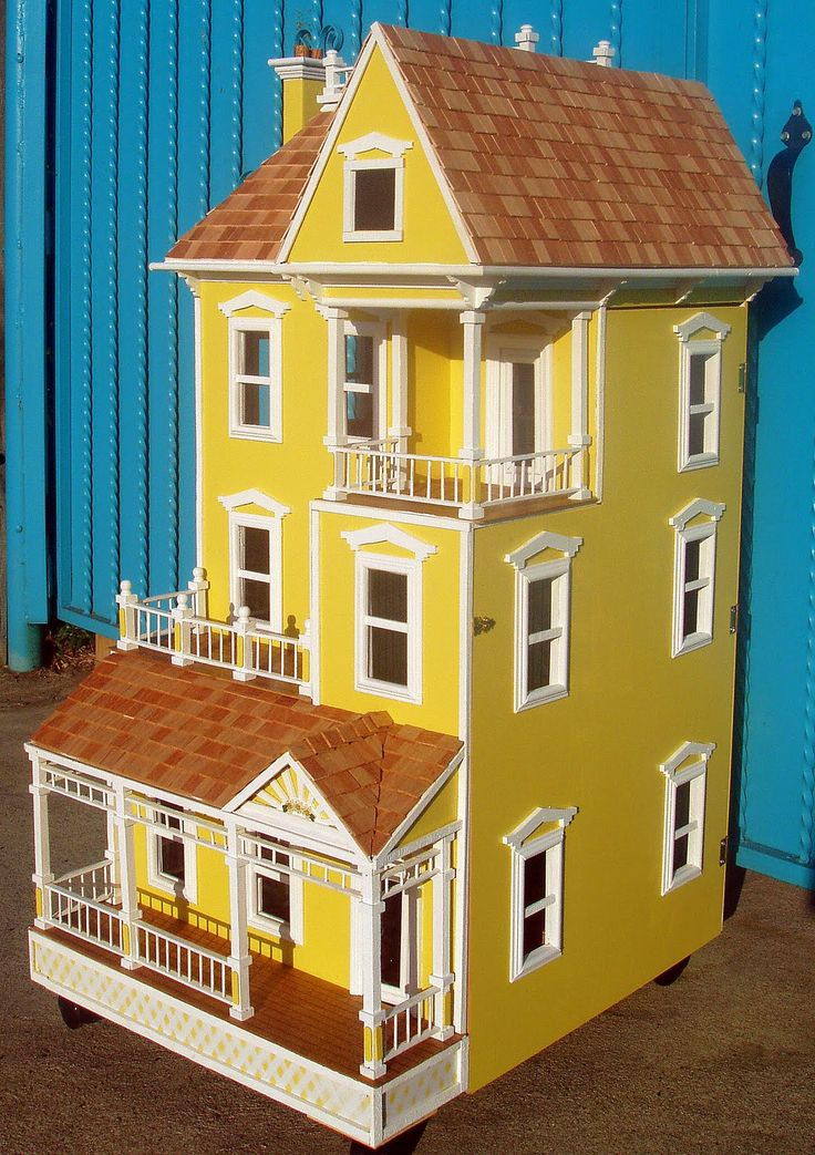 246 Best Dollhouse Images On Pinterest Miniature Houses