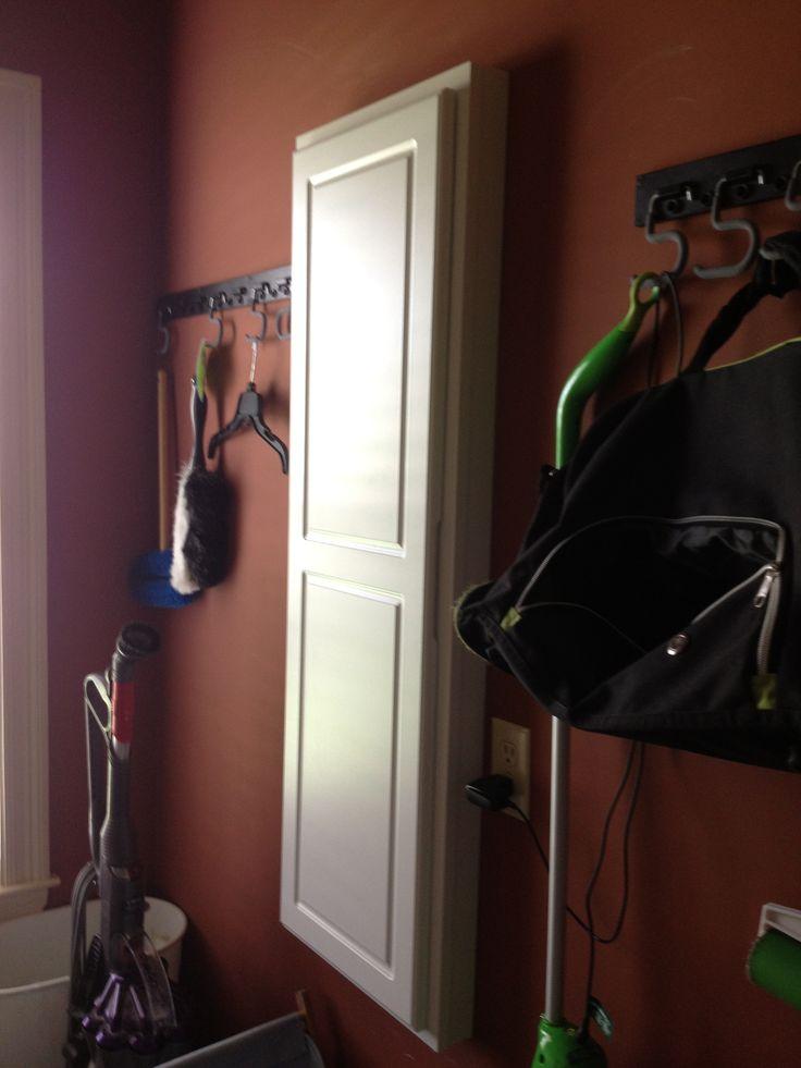 Built In Ironing Board Bathroom Pinterest Ironing