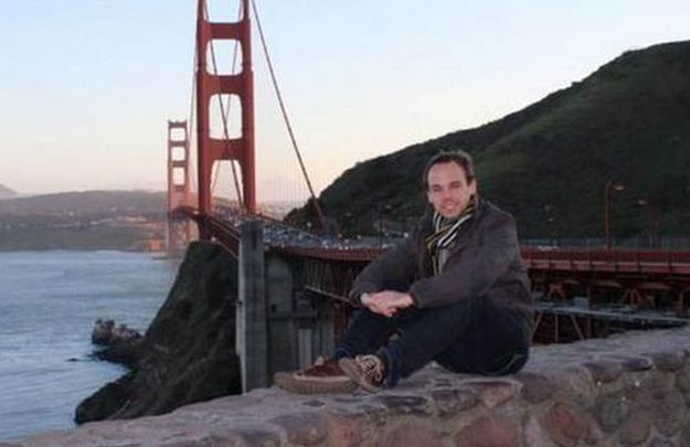 """The co-pilot who French officials say """"voluntarily"""" activated the Germanwings plane's descent system into the Alps was Andreas Lubitz from Montabaur, Germany. This is believed to be a photo of him from his Facebook page: 