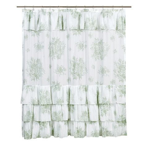 VHC Josephine Shower Curtain