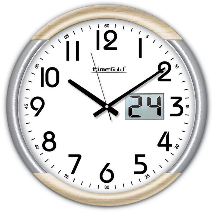 Büyük Dijital Dekoratif Duvar Saatleri  Ürün Bilgisi ;  Ürün maddesi : Plastik çerceve, Gerçek cam Ebat : 38 cm  Mekanizması (motoru) : Akar saniye, saat sessiz çalışır Saat motoru 5 yıl garantilidir Büyük Dijital Dekoratif Duvar Saatleri Yerli üretimdir Sağlam ve uzun ömürlü kullanabilirsiniz Kalem pil ile çalışmaktadır Gördüğünüz ürün orjinal paketinde gönderilmektedir. Sevdiklerinize hediye olarak gönderebilirsiniz