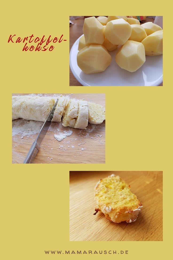 Kartoffel Snacks backen für Babys – Da Ba