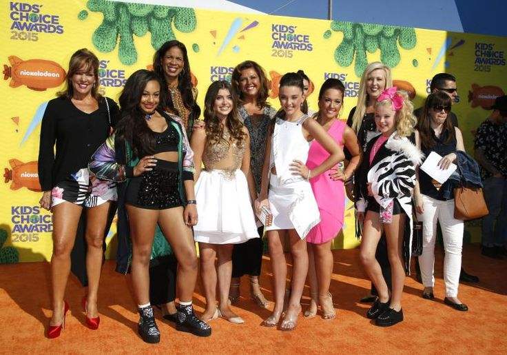 'Dance Moms' Wins For Favorite Reality Show At 2015 Kids' Choice Awards ... Kids Choice Awards 2015  #KidsChoiceAwards2015