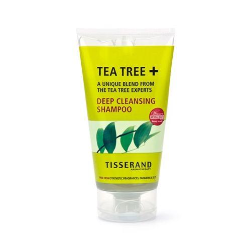 Tea Tree Shampoo - dybderensende specielt til fedtet hår - Mimie