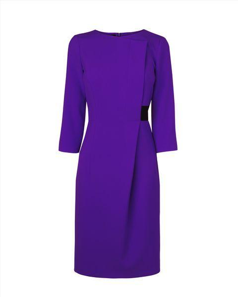 Cross Over Front Dress