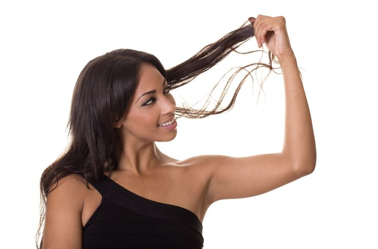 Got Severely Damaged Hair? Fix Fried Tresses In a Flash! Before throwing in the towel and heading for the clippers, try this natural at-home remedy for chemically damaged hair. #hair #beauty