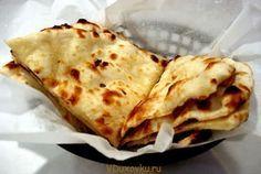 Веганские рецепты: Индийские лепешки