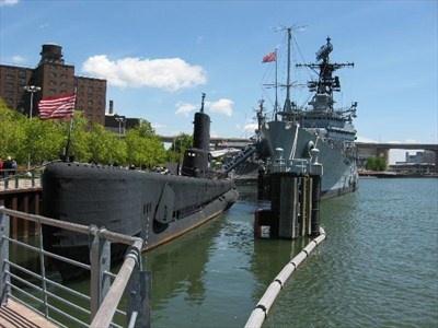 Buffalo, NY Naval Museum