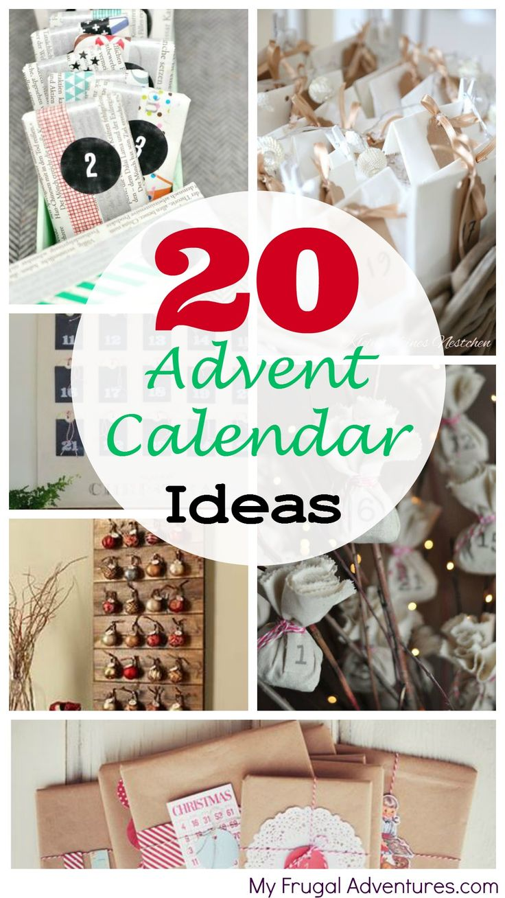Diy Chocolate Advent Calendar : Advent calendar ideas to make or buy kalendarz
