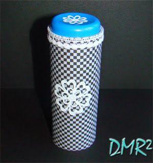 DMR²: Sweetener packaging