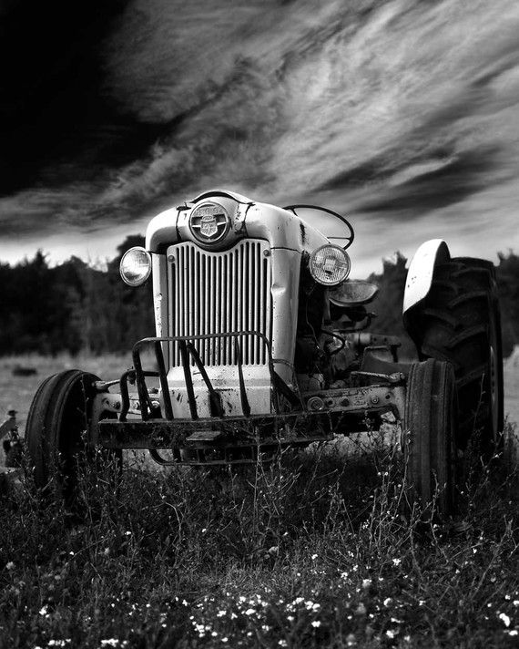 Black And White Ford: 137 Best Images About Ford Tractors On Pinterest