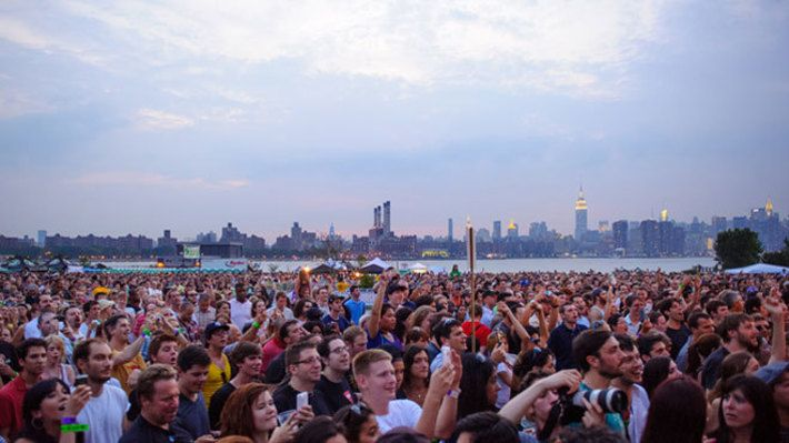 Free concerts NYC: summer concerts 2015