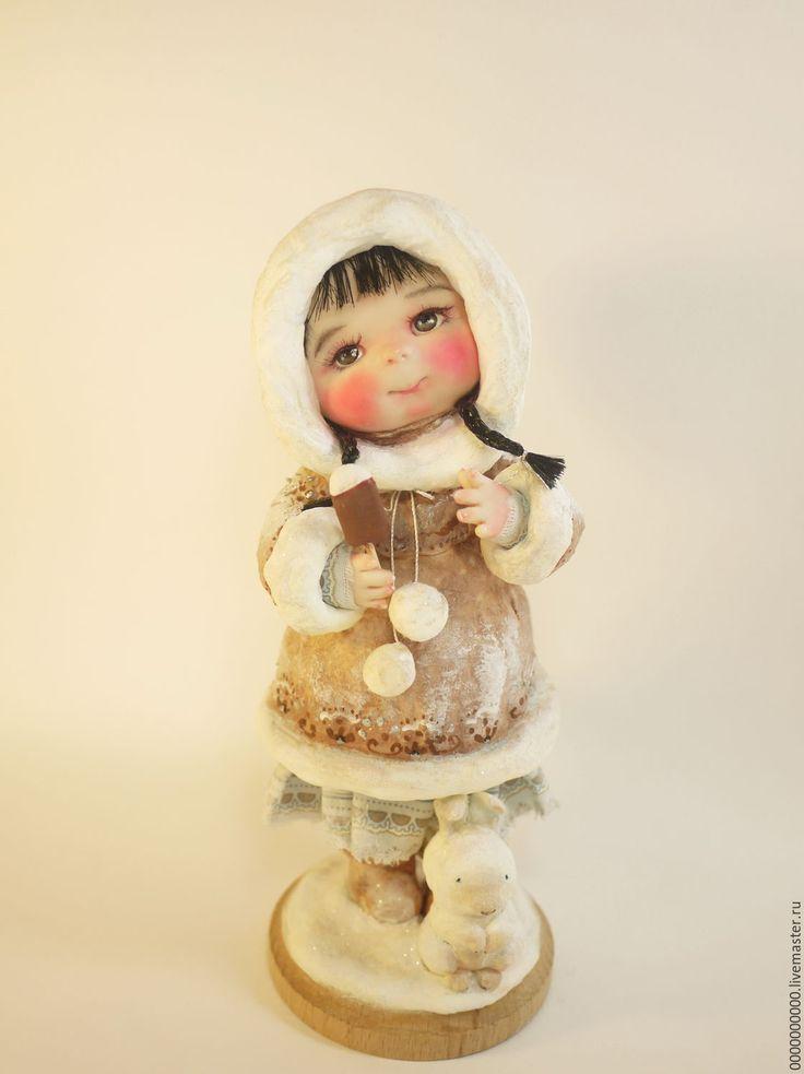 Купить Якутяночка - авторская ручная работа, авторская работа, авторские украшения, авторская игрушка
