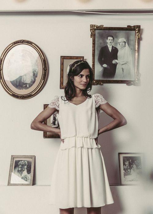 Les robes de mariée spécial mariage civil de Laure de Sagazan 2016 | Vogue http://www.vogue.fr/mariage/adresses/diaporama/les-robes-de-marie-spcial-mariage-civil-de-laure-de-sagazan-2016/25723
