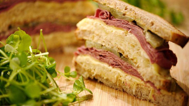 Reuben Sandwich | Dagelijkse kost