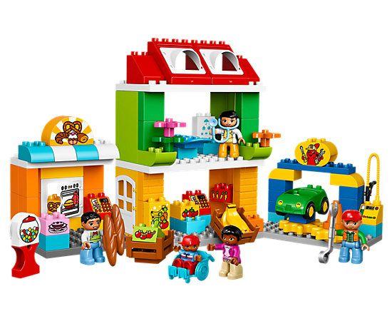 Oltre 25 fantastiche idee su lego green grocer su pinterest citt di lego - Idee construction lego ...