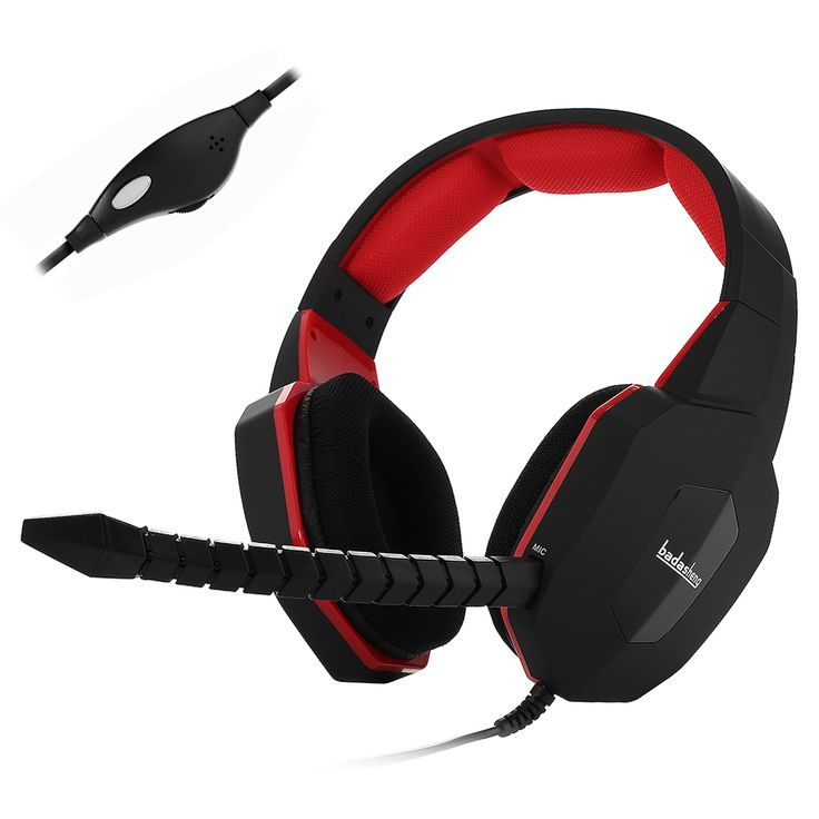PS4 Headsets Compatible for / Xbox ONE / Laptop / Mobile / Tablet - http://www.badashengshop.com/?product=949&lang=en