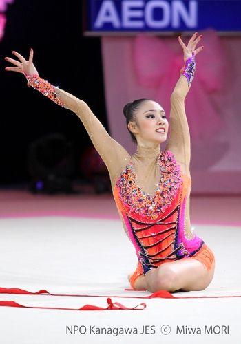 Sakura HAYAKAWA (JPN) Ribbon