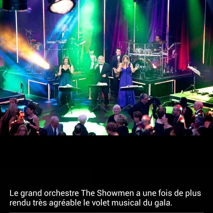 A 100% Live band for all occasions Orchestre The Showmen Orchestra Www.theshowmen.com  Info@theshowmen.com  1.450.667.0631