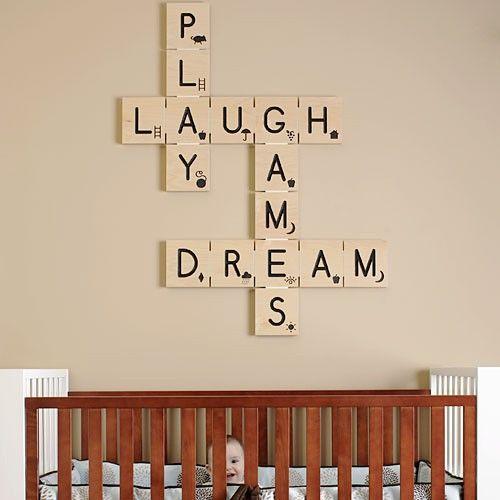 wall hangings.Wall Art, Wall Decor, Wallart, Games Room, Scrabble Art, Kids Room, Scrabble Tile, Baby Room, Scrabble Letters