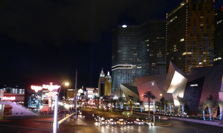 Beautiful Night in Las Vegas