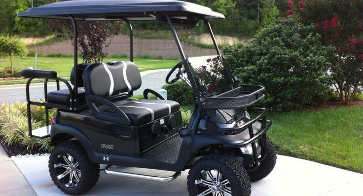 Triad Golf Carts, LLC