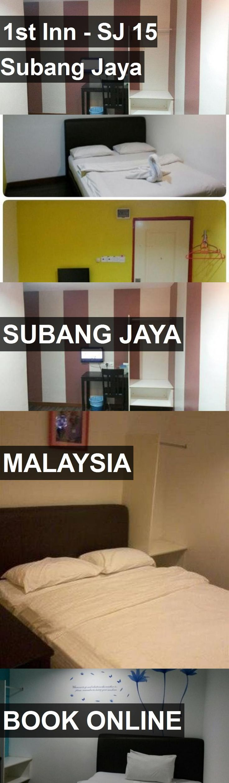 Hotel 1st Inn - SJ 15 Subang Jaya in Subang Jaya, Malaysia. For more information, photos, reviews and best prices please follow the link. #Malaysia #SubangJaya #1stInn-SJ15SubangJaya #hotel #travel #vacation
