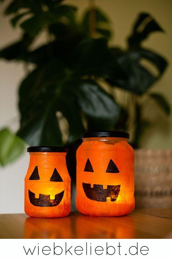 Diy Halloween Deko Selber Machen Leuchtende Kurbis Lichter Halloween Kurbis Leuchtende Lichter Machen Selber New