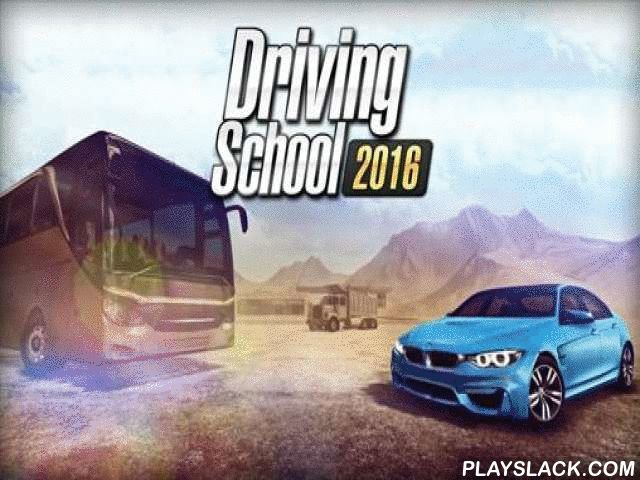 Driving School 2016  Android Game - playslack.com , ride disparate automobiles along municipality roads and other venues. Watch traffic concepts. Get driver's license being  your abilities of driving disparate automobiles in this game for Android. Do a collection of quests, ride automobiles, buses, and mighty trucks. ride automobiles with manual sending switching wheels in time. investigate roads of the municipality, go off-road, ride through the desert and other venues. compete with your…