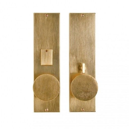 iFancy / Metro Entry Set by Rocky Mountain Hardware