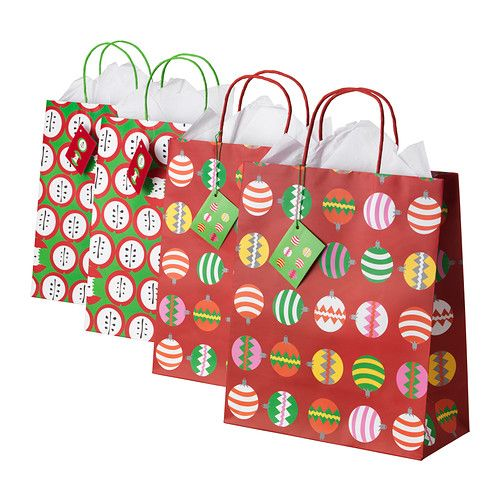 SNÖMYS Gift bag - IKEA