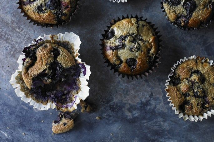 19 best your baking creations images on pinterest cairns - Garden lites blueberry oat muffins ...