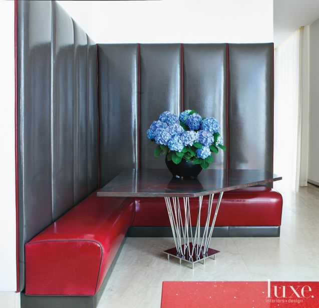 20 Brilliant Ways to Decorate with Leather   LuxeSource   Luxe Magazine - The Luxury Home Redefined